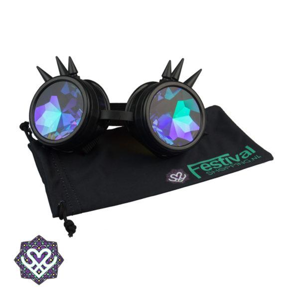 tripbril kaleidoscoop goggle