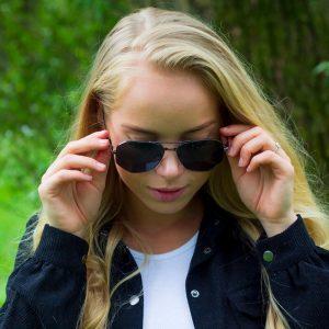 Zwart Cheap zonnebril