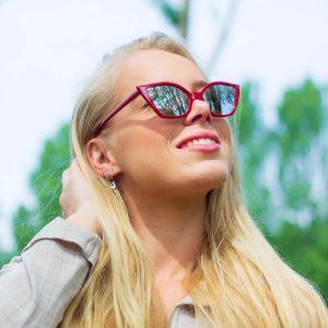 cateye zonnebril