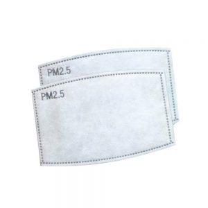 pm 2.5 filter mondkapje