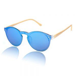 goedkope zonnebril hout