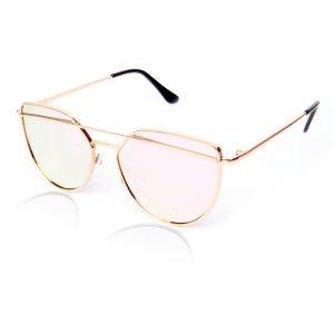 goedkope zonnebril kopen roze glazen
