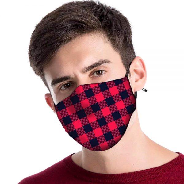mondmasker mannen