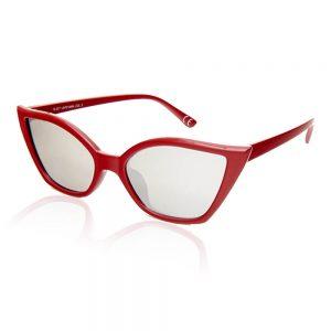 rode goedkope zonnebril