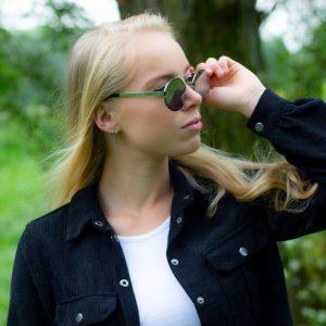 vrouwen zonnebril