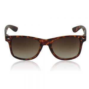 wayfarer zonnebril panter